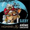Recette concentrée High-end Djeby