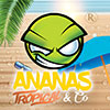 Ananas-Tropical